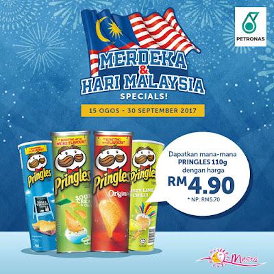 Kedai Mesra Pringles Discount Offer Merdeka Promo