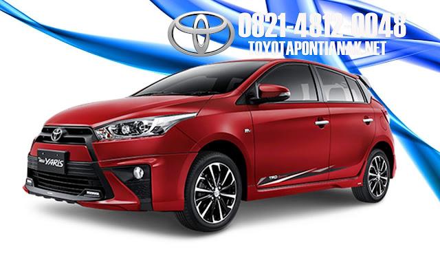 Simulasi kredit mobil Toyota YARIS  pontianak, harga toyota YARIS pontianak, sales toyota pontianak