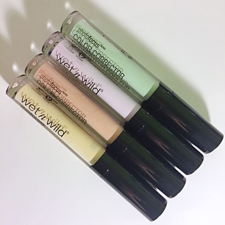 wet n wild coloricon Color Correctors