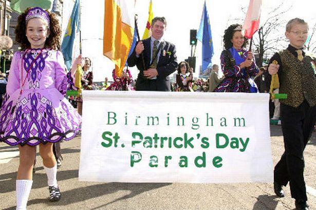 Birmingham St Patricks Day 2017, Birmingham St Patricks Day images free download