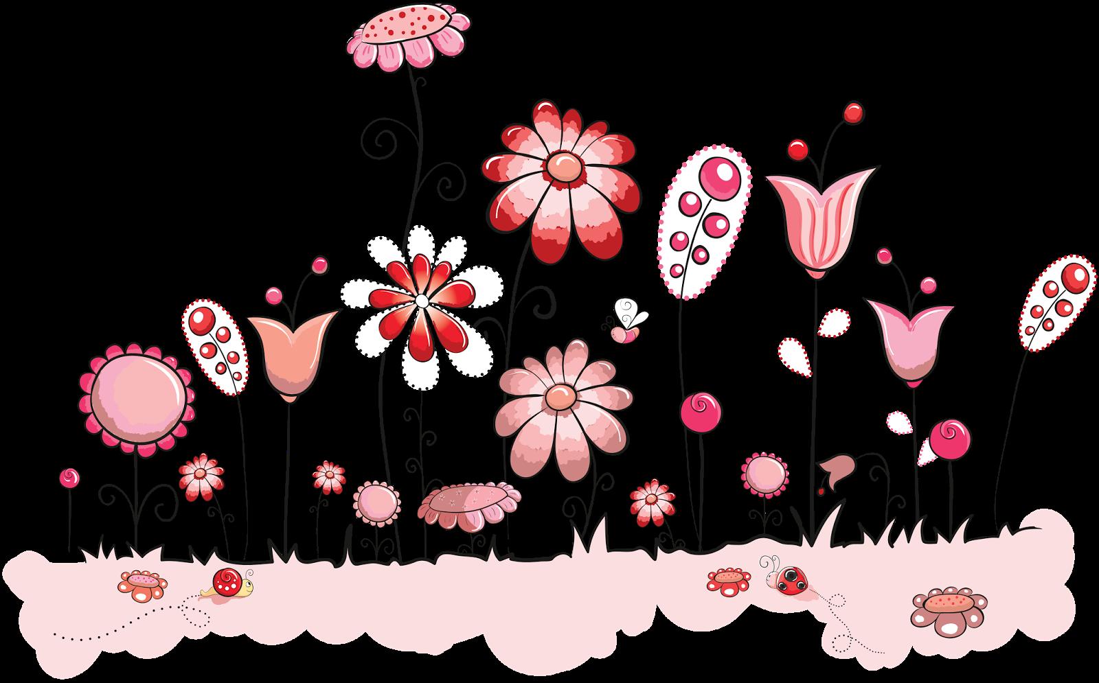 Открытки с днем рождения графика цветы