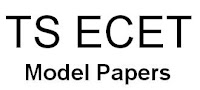 Telangana (TS) ECET Model Papers 2017 Exam Pattern, Syllabus