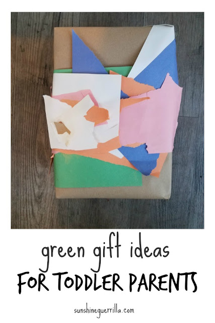 Eco-Friendly and Useful Gift Ideas for Toddler Parents
