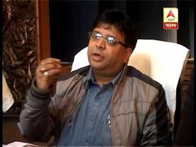 Morcha secretary Roshan Giri