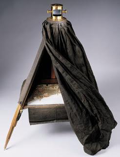 Camera Obscura as Johannes Kepler
