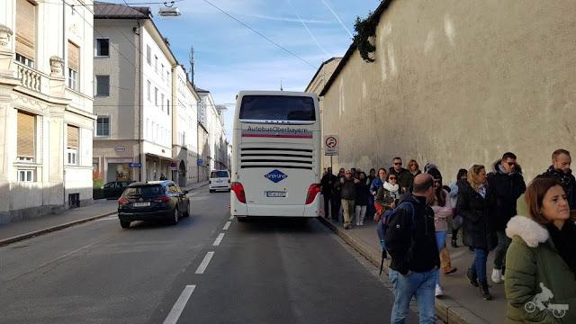 autobus civitatis salzburgo
