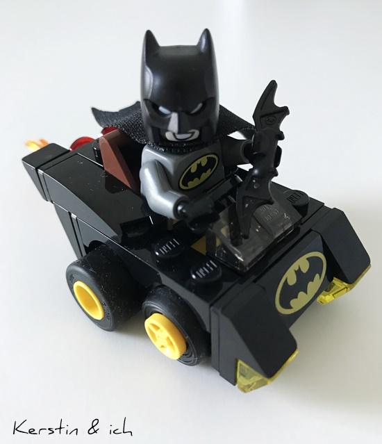 Kinderzimmer Junge Batman