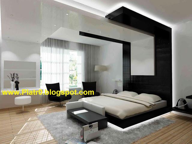 faux plafond chambre a coucher 2016 avec des id es int ressantes pour la. Black Bedroom Furniture Sets. Home Design Ideas