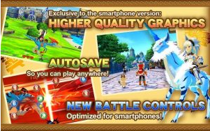 Monster Hunter Stories Apk Data v1.0.0 RPG English Free for android