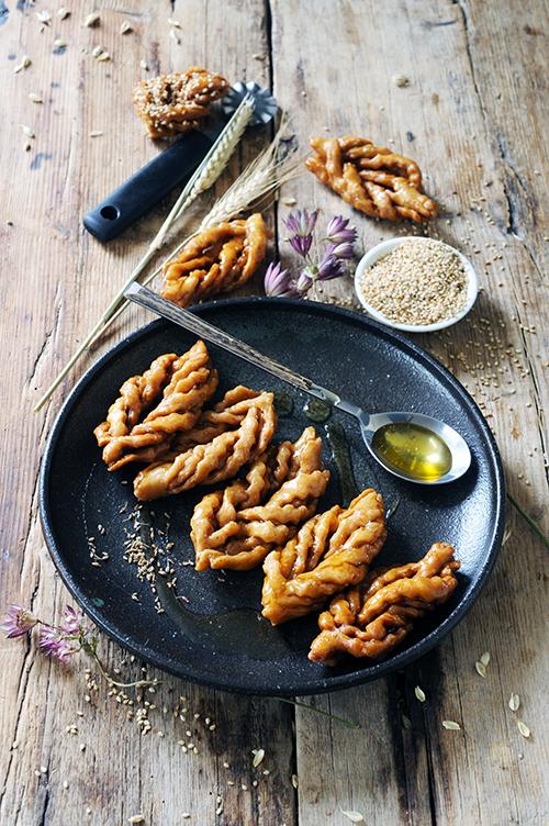 Et si nous d couvrions la cuisine alg rienne mes griwech - Blog cuisine algeroise ...