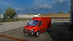 Mercedes Sprinter 2014 By Klolo901
