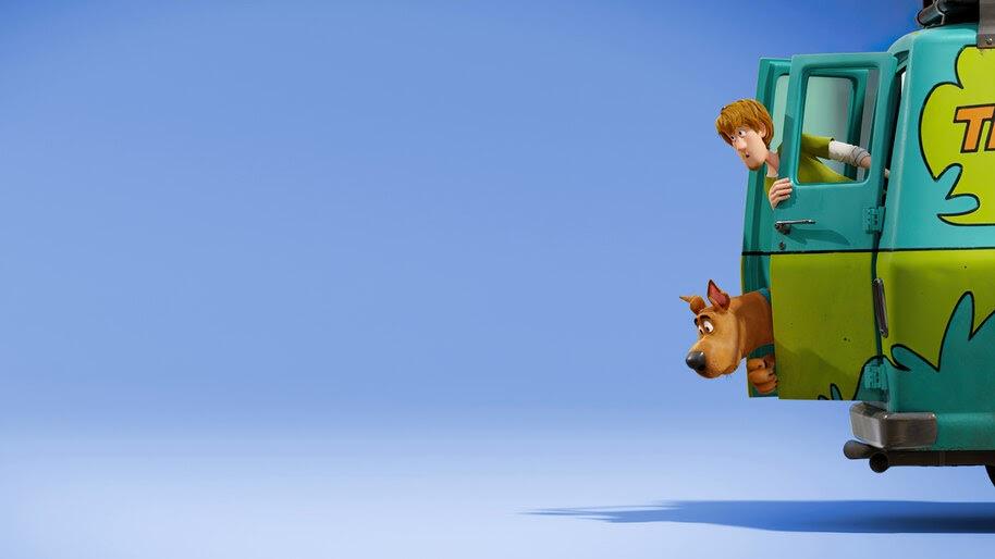 Mystery Machine, Scoob, Movie, Shaggy, Scooby Doo, 4K, #3.2039