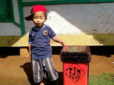 Budaya Bersih untuk Anak-Anak