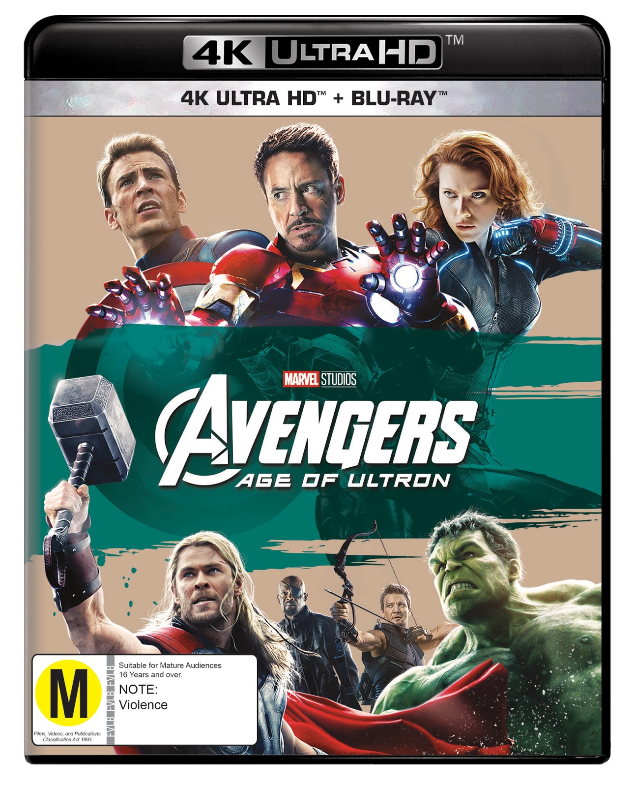 At Darren's World of Entertainment: Win The Avengers