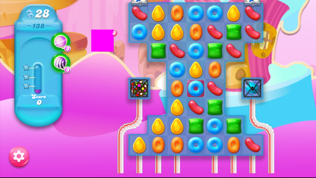 Candy Crush Jelly Saga 138
