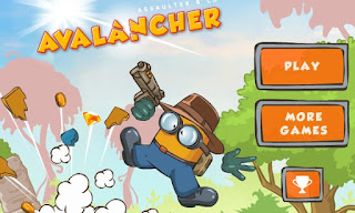 Play Free Avalancher Adventure Online Games