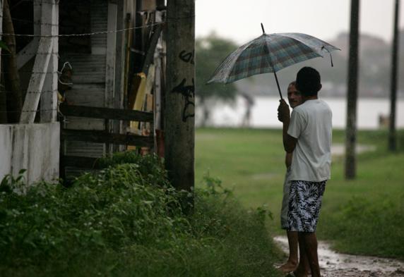 Funceme registra chuva em 47 municípios cearenses