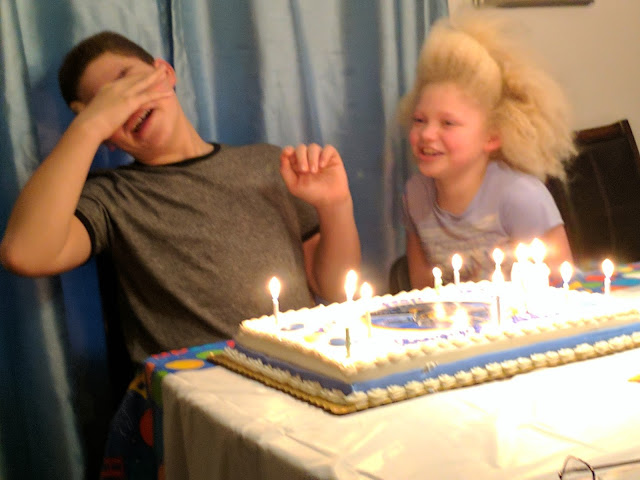 More Pictures From My Son's Birthday Week --How Did I Get Here? My Amazing Genealogy Journey