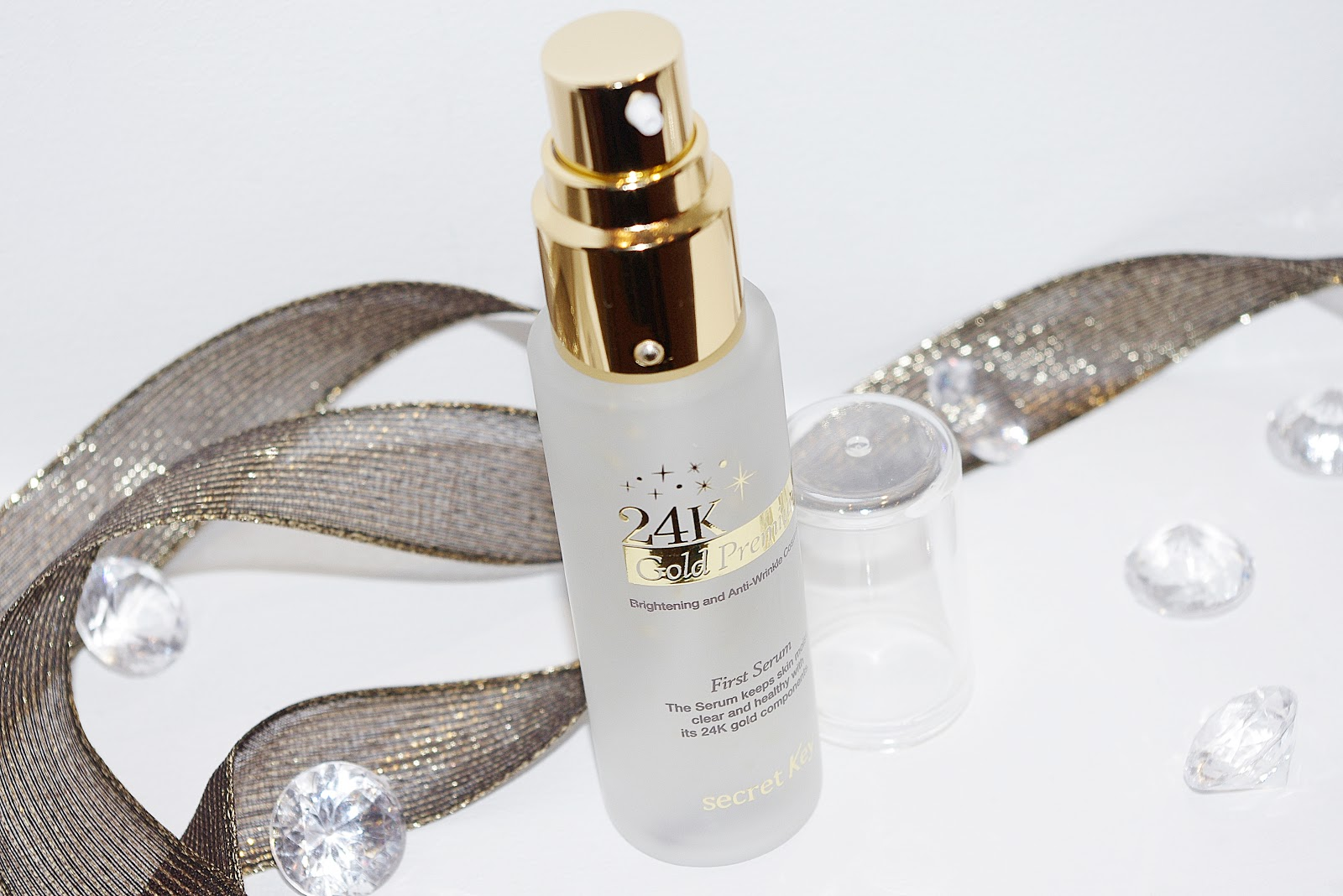 SecretKey 24K Gold Premium First Serum