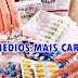 Aumento de preço: medicamentos reajustados em até 12,5% desde sexta (1º)