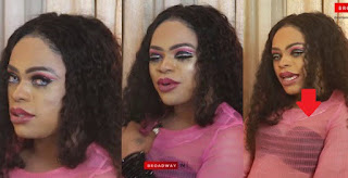 Bobrisky reveals he makes N600k weekly; says he wishes to have gender reconstructive surgery