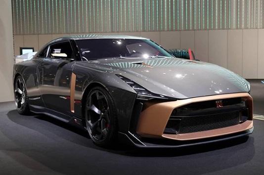 Harga dan Review Nissan GT-R50
