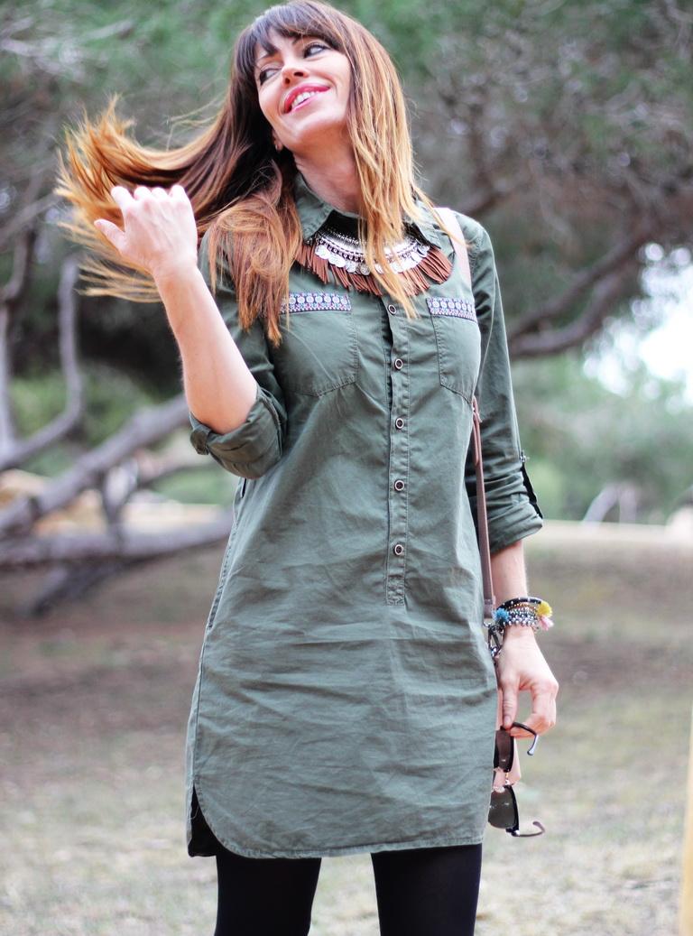 streetstyle, fashion, Pepe Moll, cuchicuchi, Vestido camisero, tendencias 2016