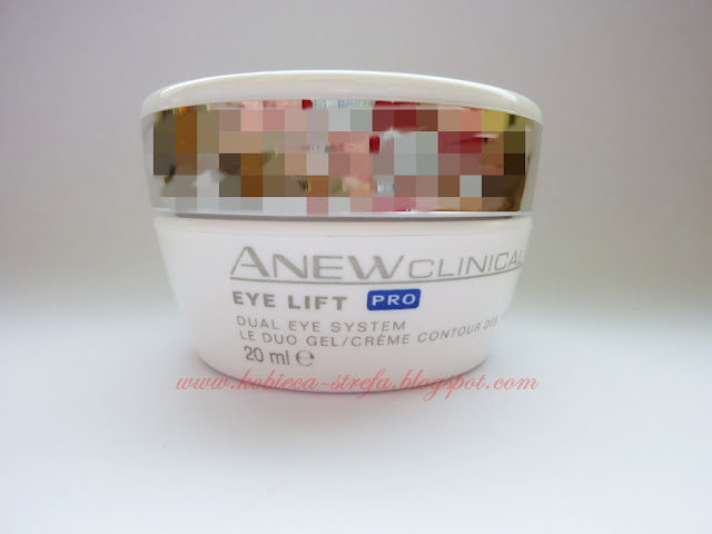 Avon - Anew Clinical Eye Lift Pro (program liftingujący okolice oczu)