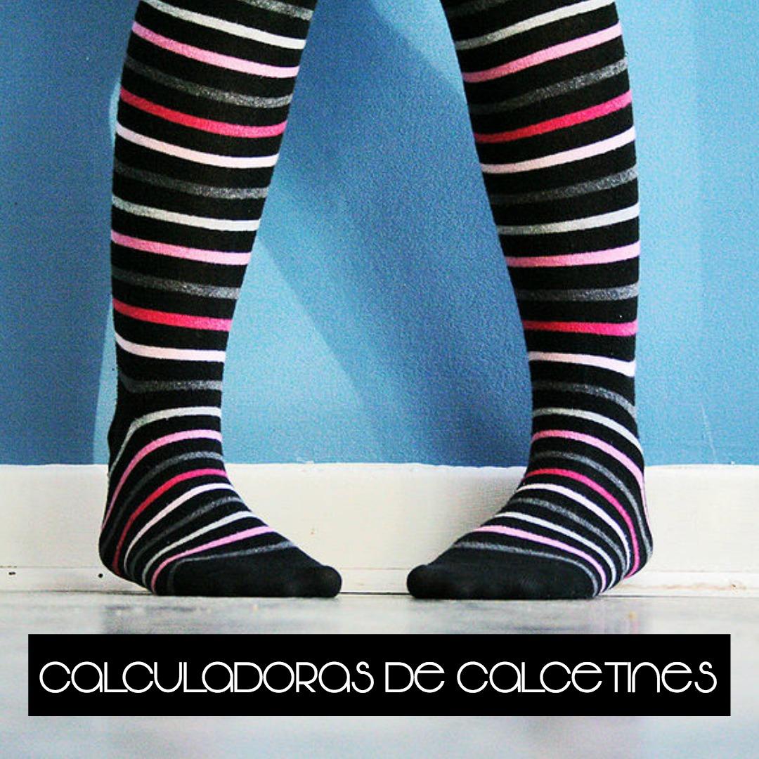 Siona: 071.- Como calcular los puntos para tejer calcetines