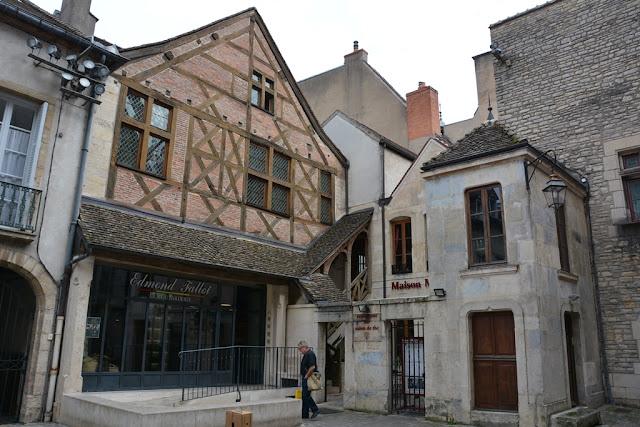 Dijon mustard house