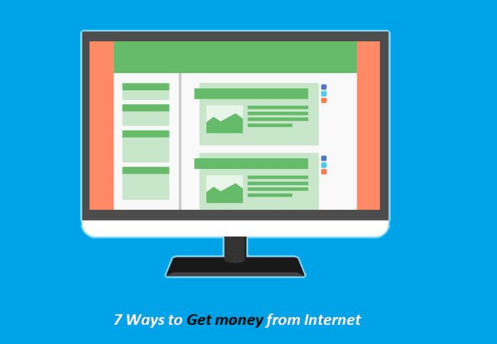 Cara anak sma dapat uang dari internet