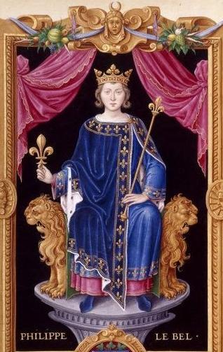 History, Wars & Weapons: Felipe IV el Hermoso de Francia