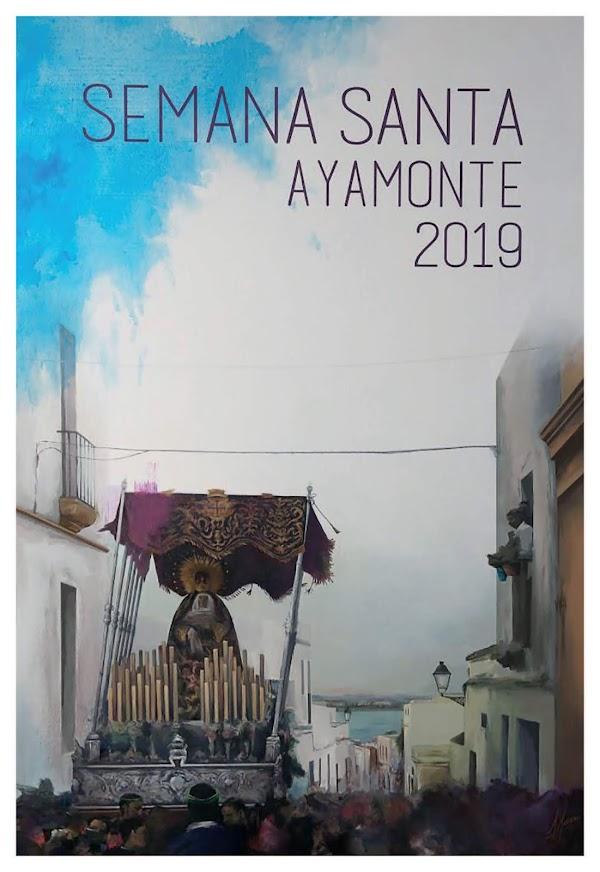 Programa, Horarios e Itinerarios Semana Santa Ayamonte (Huelva) 2019