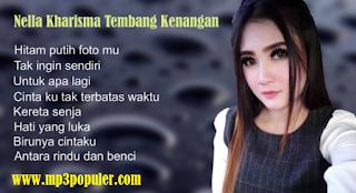 Lagu Nella Kharisma Mp3 Remix Tembang Kenangan