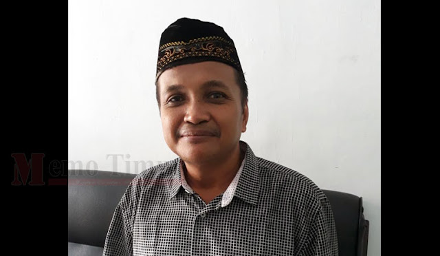 Wakil Ketua Baznas Lumajang Bidang Pendistribusian, H. Sawardi, SH, M.Hum
