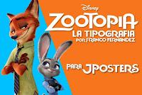 Free Zootopia font