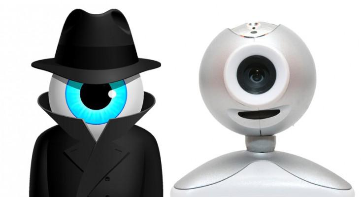 نتيجة بحث الصور عن كيف تحويل كاميرا الحاسوب إلى كاميرا مراقبة لغرفتك او لمنزلك