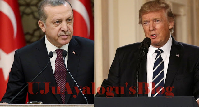 BREAKING NEWS: Calling Jerusalem The Israeli Capital Will Draw Muslim Anger, Turkey Warns President Trump Against Crossing 'RED LINE'