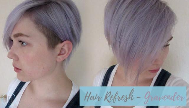 My General Life -  Hair Refresh - The Gravender - Vegan & Cruelty Free