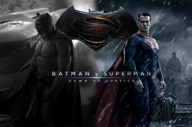 Batman Vs Superman : Dawn of Justice