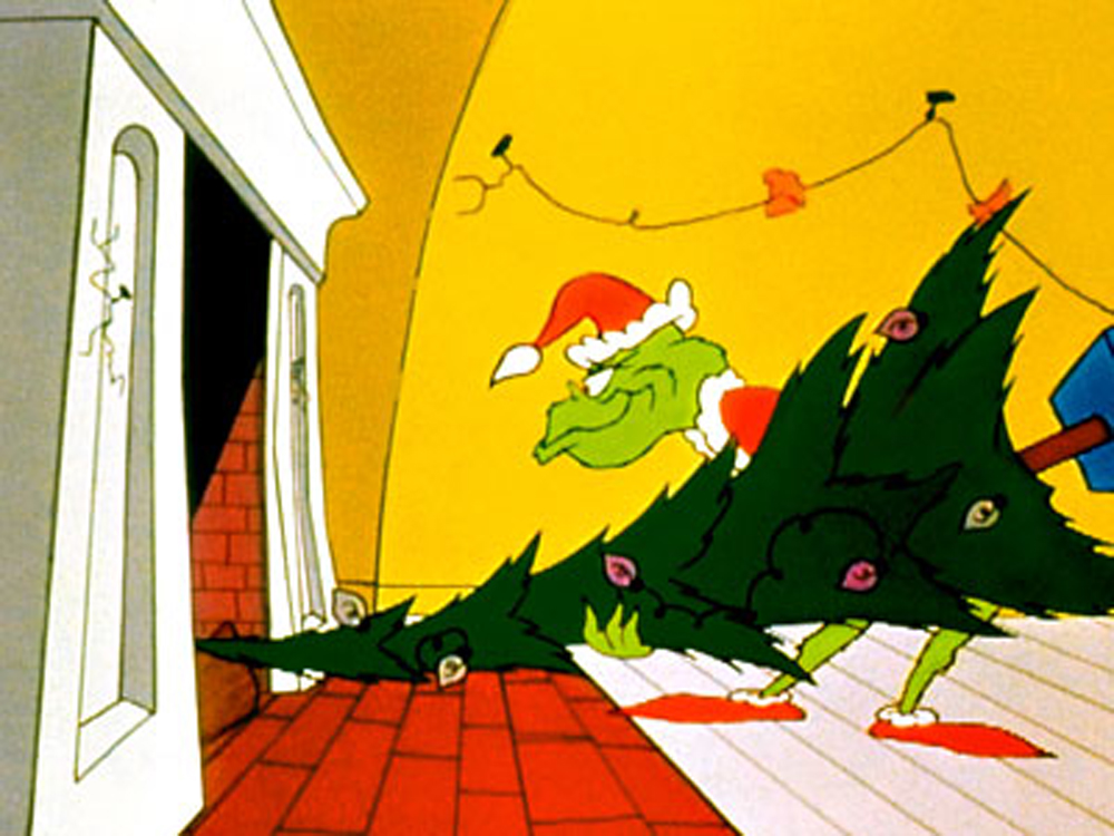 Meandering Mouse: What's The True Meaning Of Christmas? It