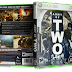 Capa Army of Two Xbox 360