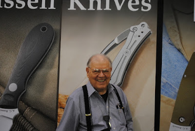 knives, Blade Show