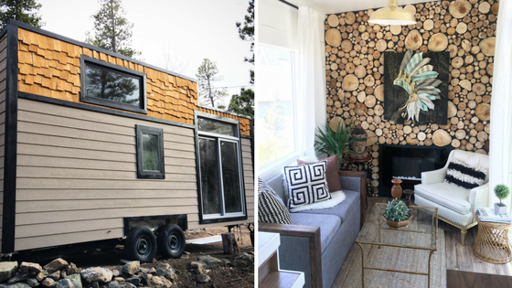 Denver tiny house