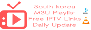 South korea Free Playlist KBS2 MBC HD