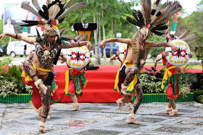 Tari Jepen Kalimantan | Wisata Kalimantan