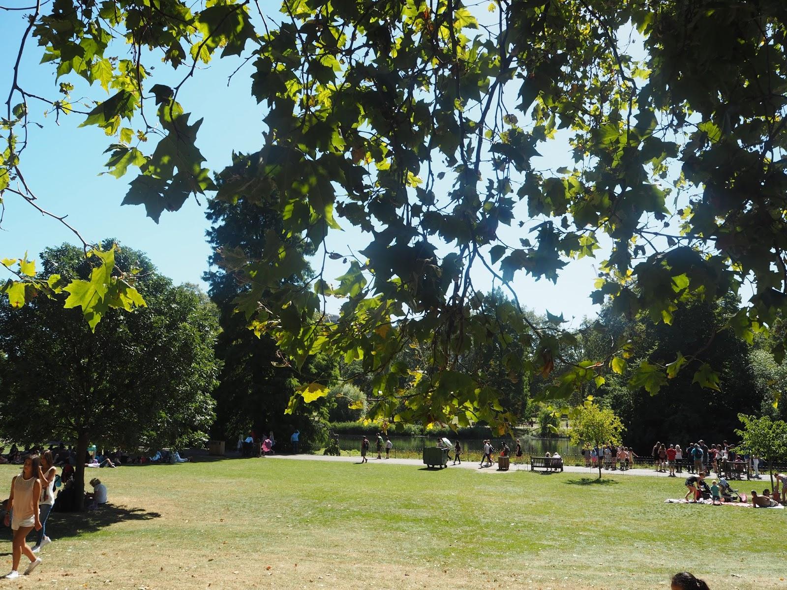 St James Park, London