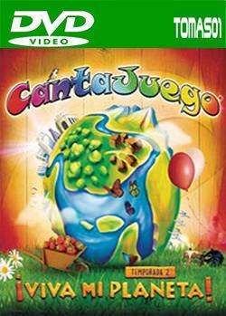 CantaJuego – ¡Viva Mi Planeta 2! (2016) DVDRip