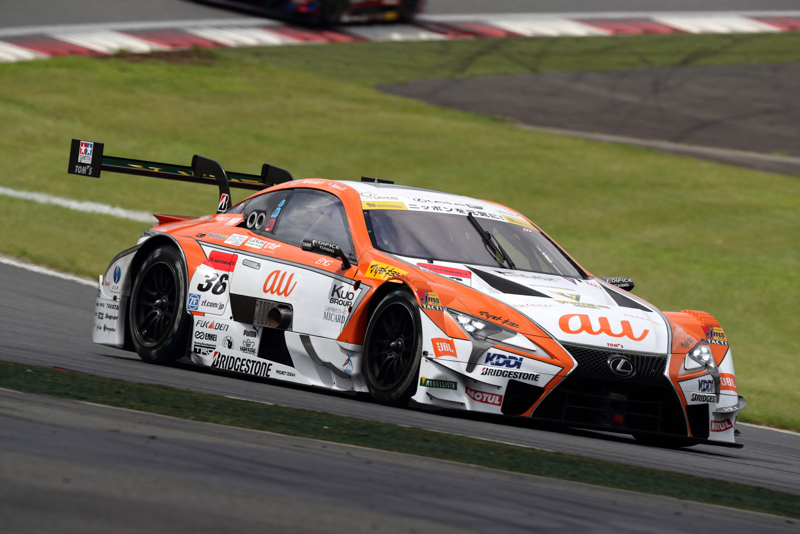 The Lexus Lc 500 Is Dominating Japan S Super Gt