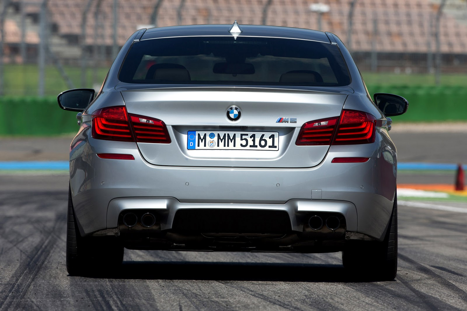 Official 2014 BMW M5 LCI and M6 Competition Package - BMW